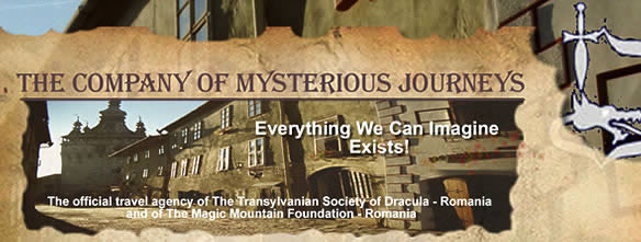 The Company of Mysterious Journeys - Dracula Tours and shows